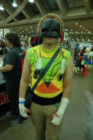 Baltimore Comic Con 2013 - Batman Inc.