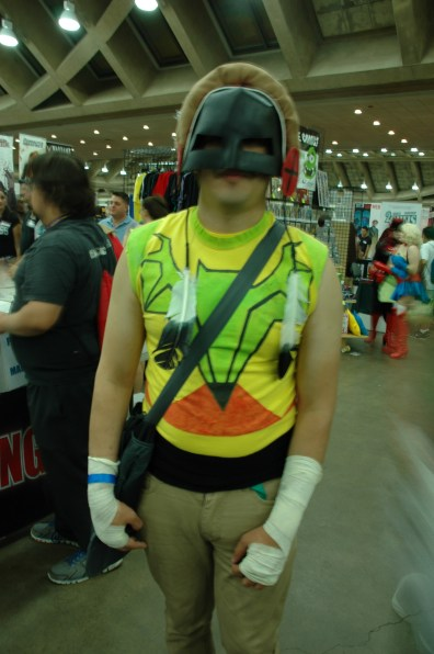 Baltimore Comic Con 2013 - Batman Inc.