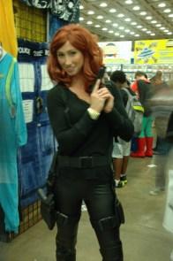 Baltimore Comic Con 2013 - Black Widow