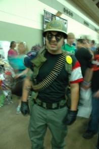 Baltimore Comic Con 2013 - Comedian