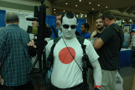 Baltimore Comic Con 2013 - Deathblow 2