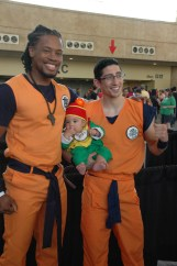 Baltimore Comic Con 2013 - Dragonball Z Guoku 2