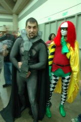 Baltimore Comic Con 2013 - General Zod and Rag Doll
