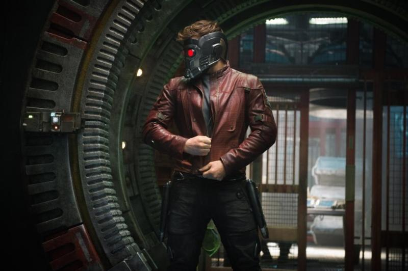 Jay Maidment/Marvel Peter Quill/Star-Lord (Chris Pratt)