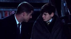 Gotham - Gordon and Bruce Wayne
