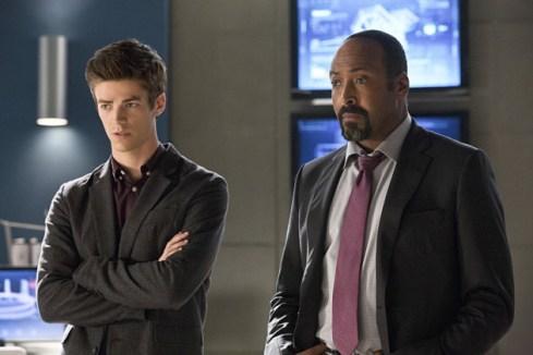 The Flash - ep. 3 - Barry and Joe