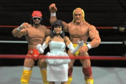 Hulk Hogan Defining Moments figure - Mega Powers
