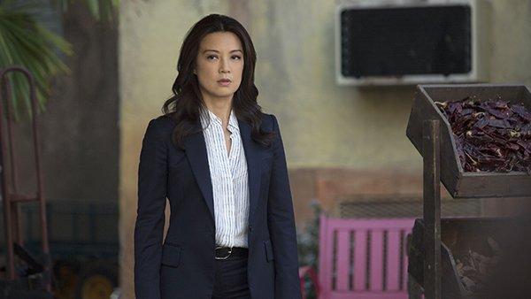 Agents of SHIELD - Melinda - Melinda May