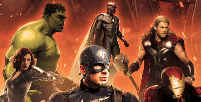 Avengers-Age of Ultron promo poster