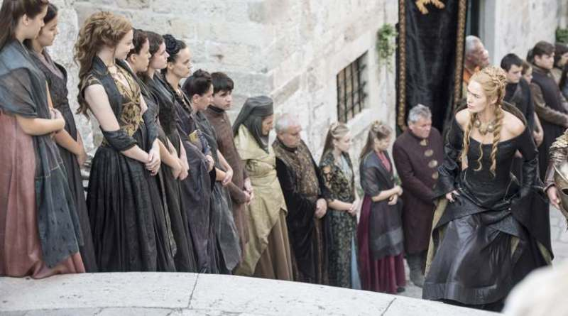 Game of thrones The Wars to Come - Margery and Cersei
