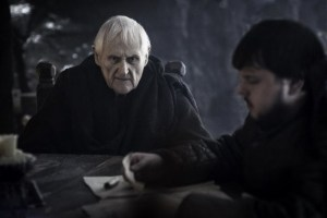 Game of Thrones - Kill the Boy - Maester Ameon and Sam