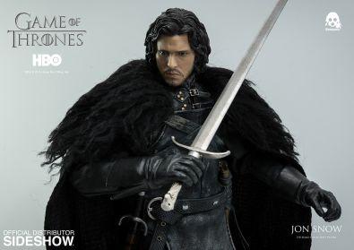 Game of Thrones Jon Snow figure -close up