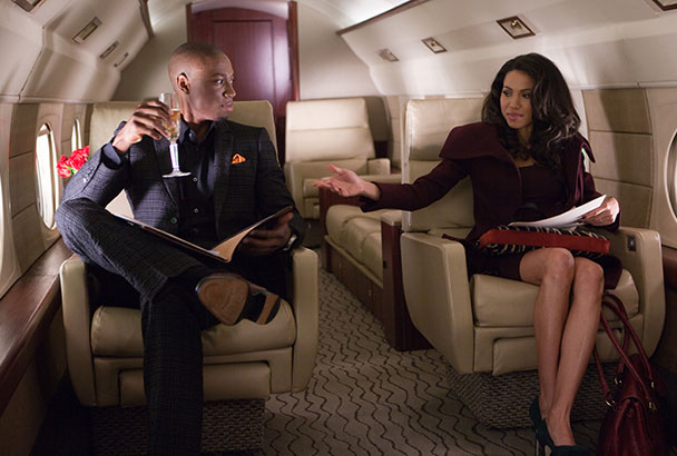 Temptations of a Marriage Counselor - Robbie Jones and Jurnee Smollet-Belle