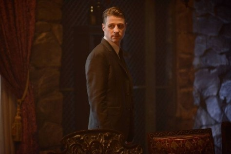 Gotham season 2 - damned if you do -Jim Gordon