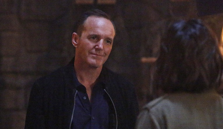 Agents of S.H.I.E.L.D. - Purpose in the Machine -Coulson and Daisy