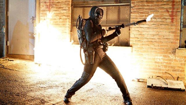 GOTHAM: Michelle Veintimilla in the ÒRise of the Villains: ScarificationÓ episode of GOTHAM airing Monday, Oct. 19 (8:00-9:00 PM ET/PT) on FOX. ©2015 Fox Broadcasting Co. Cr: FOX