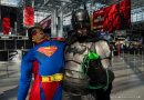 New York Comic Con 2015: Batman cosplay