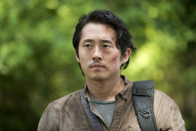 The Walking Dead TV Reviews The Walking Dead - Thank You - Glenn