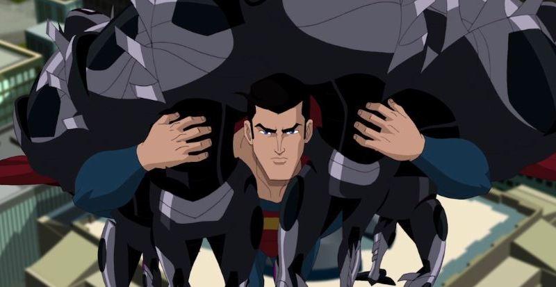 superman-unbound-superman-with-drones