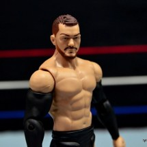 WWE Basic Finn Balor figure review -secondary pic