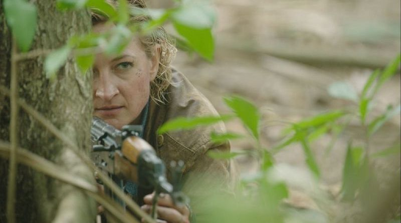 camino movie review -zoe bell as avery