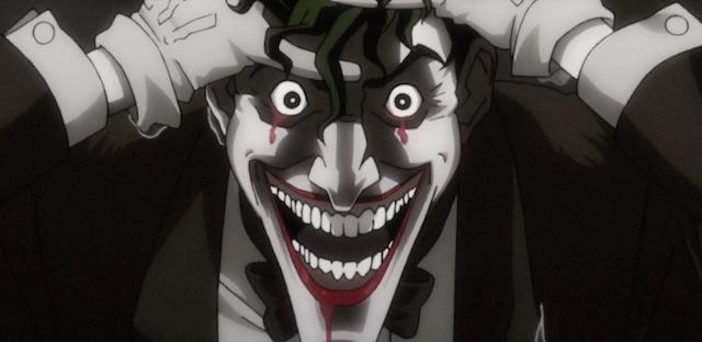 Killing Joke trailer - The Joker