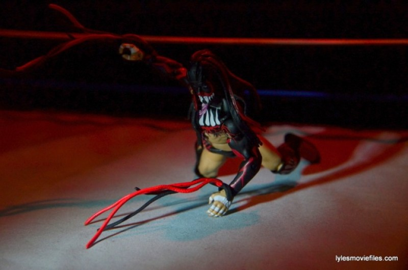 WWE Elite 41 Finn Balor - crawling