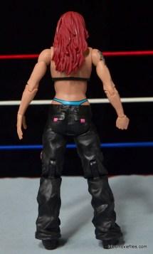 WWE Elite 41 Lita figure -rear