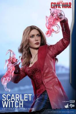 Hot Toys Scarlet Witch figure -hexing up