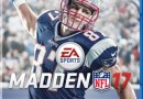 Gronk takes the party to Madden NFL 17 cover