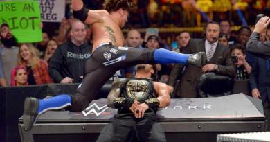 WWE Extreme Rules 2016 review