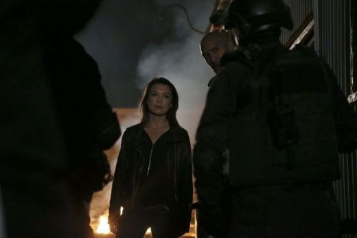 agents of shield failed experiments - may and mack-min
