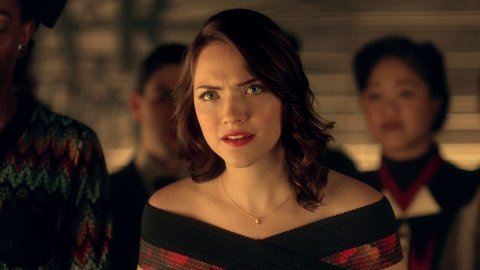 the flash jesse quick - DC legends of tomorrow