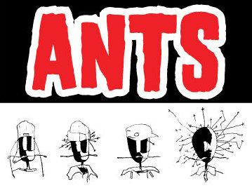 Ants comic strip