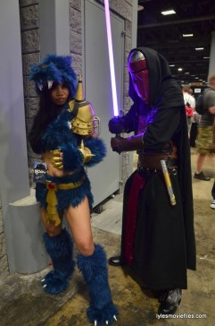 Awesome Con cosplay Day 2 - Sith and friend