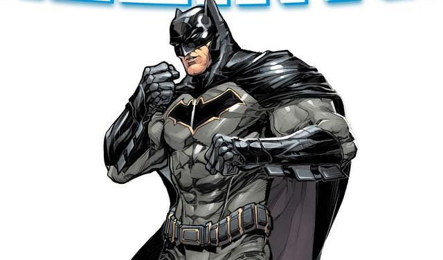 Batman Rebirth variant cover Howard Porter