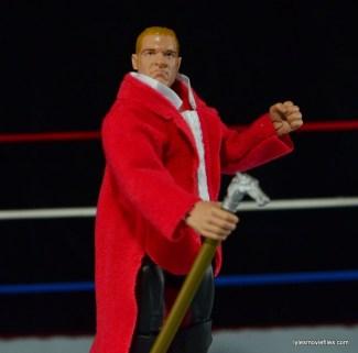 Hunter Hearst Helmsley WWE Network Spotlight figure -accessories
