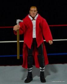 Hunter Hearst Helmsley WWE Network Spotlight figure -jacket front