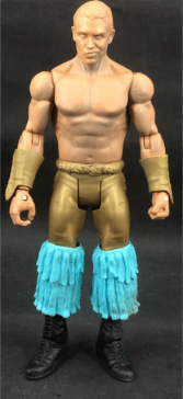 Mattel WWE prototype -Tyler Breeze