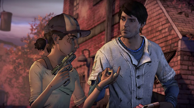 The Walking Dead Third Season Teaser -Clementine and Javier