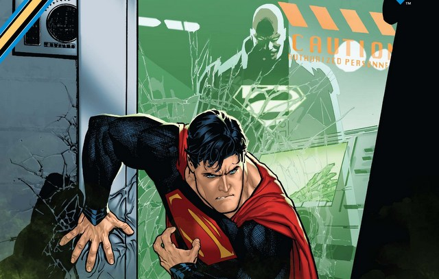 Action Comics issue 959 review variant cover
