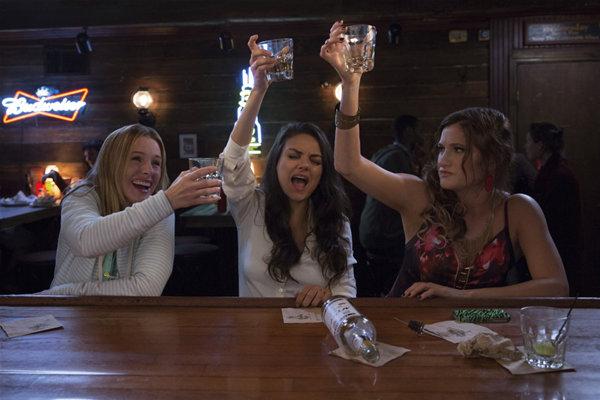 Bad Moms - Kristen Bell, Mila Kunis and Kathryn Hahn