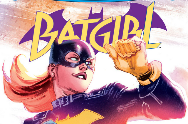 Batgirl issue 1 - cover-001