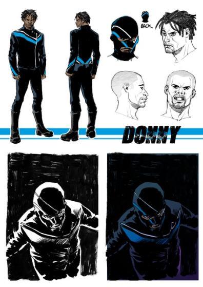 DC Comics Vigilante - Donny-min
