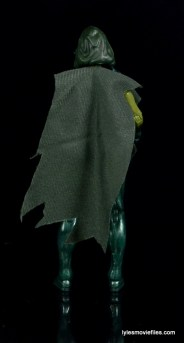 Guardians of the Galaxy Marvel Legends exclusive -Gamora with poncho rear
