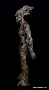 Guardians of the Galaxy Marvel Legends exclusive - Groot left side