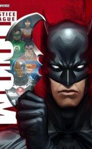 Justice League Doom movie poster
