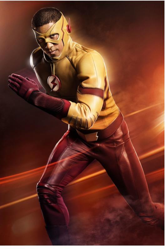 Kid Flash CW The Flash