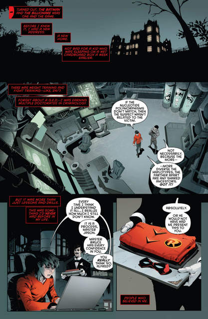 Red Hood and the Outlaws Rebirth 1 page 5