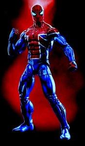 Spider-Man Marvel Legends - SPIDER UK